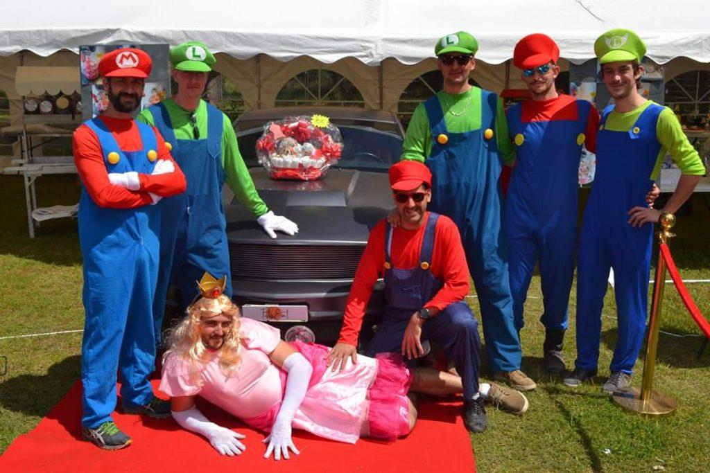 Journée à thème sur Mario
