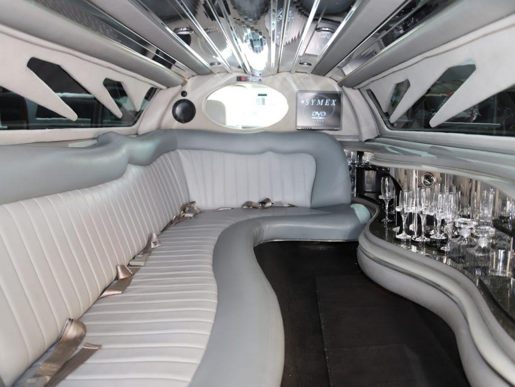 limousine Interieur