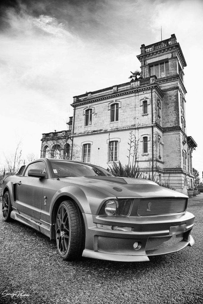 Mustang Chateau