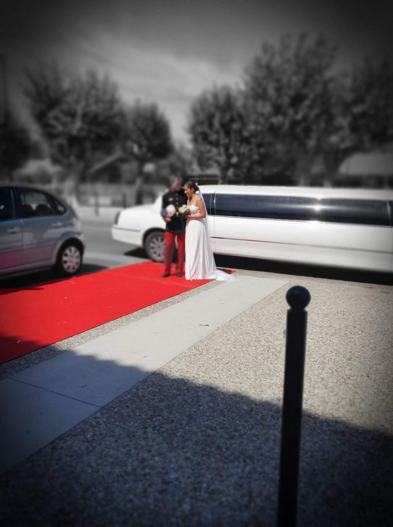 Limousine, Mariage Tapis Rouge